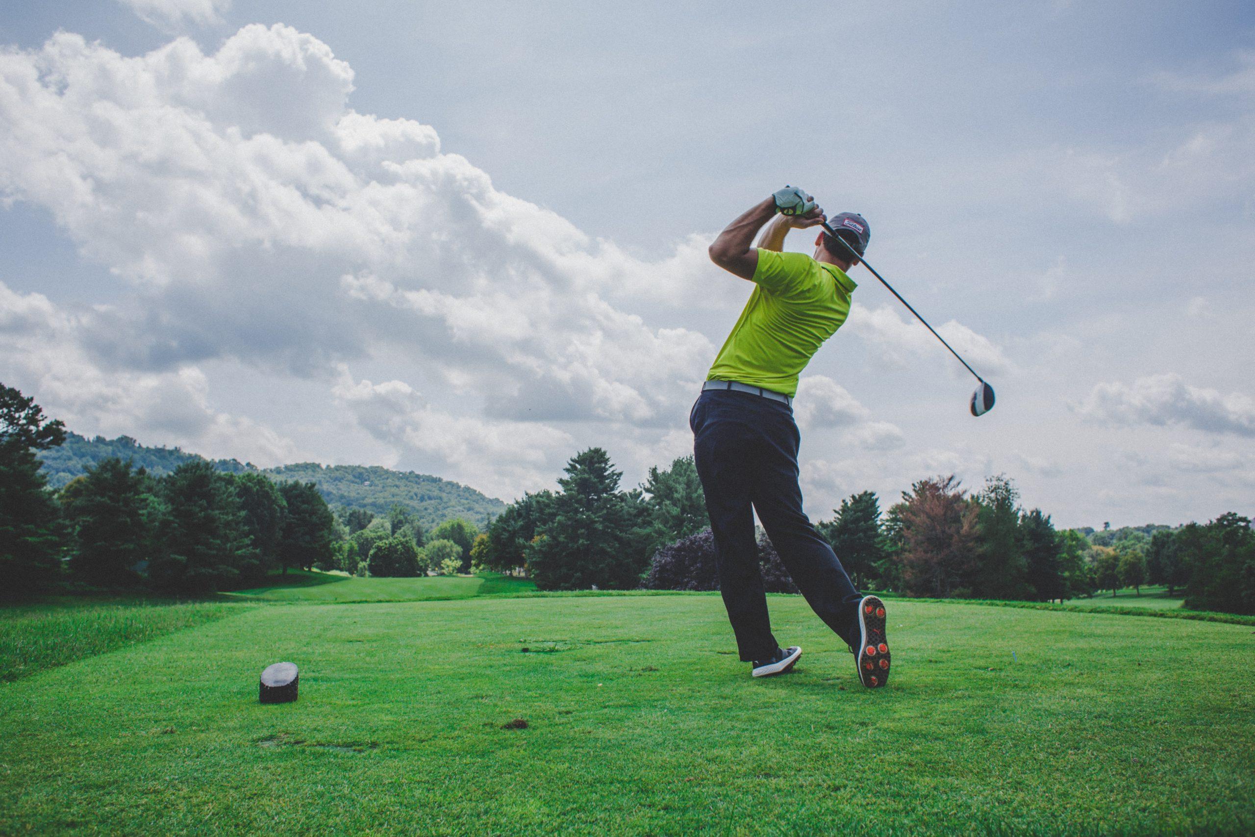 Formation BBJeps et DEJeps Golf