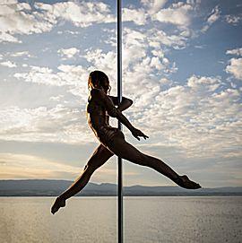 Mélanie Clavel - Pole Dance - Bourgoin Jallieu